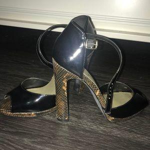 "Jessica Simpson ""Sarkin"" Ankle Strap Heels"
